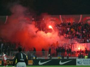 Dinamo Bucharest v Steaua Bucharest 1