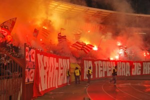 Football is Life 3 - Pictorial Tribute - Red Star Belgrade v Partizan Belgrade