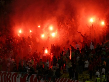 Partizan v Red Star